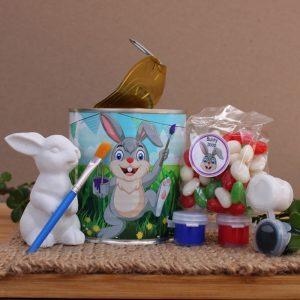 Verf jou eie Hasie / Paint your own Bunny