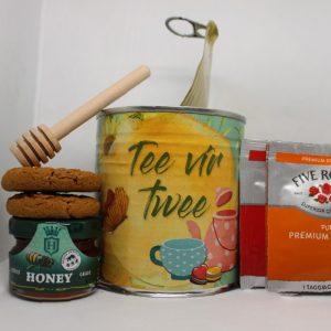 Tee vir twee / Tea for two