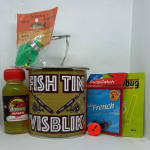 Visblik / Fish Tin