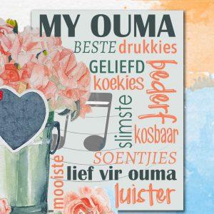 Lief vir Ouma