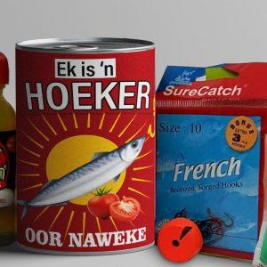 Ek is 'n hoeker oor naweke / I am a hooker over weekends